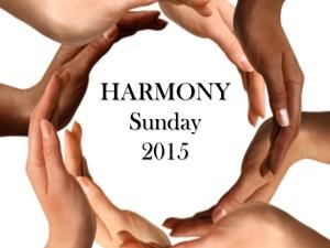 HARMONY Sunday 2015