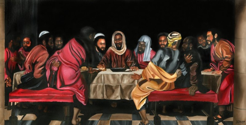 Last Supper 01